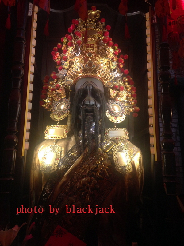 鹿港城隍廟 筆者攝
