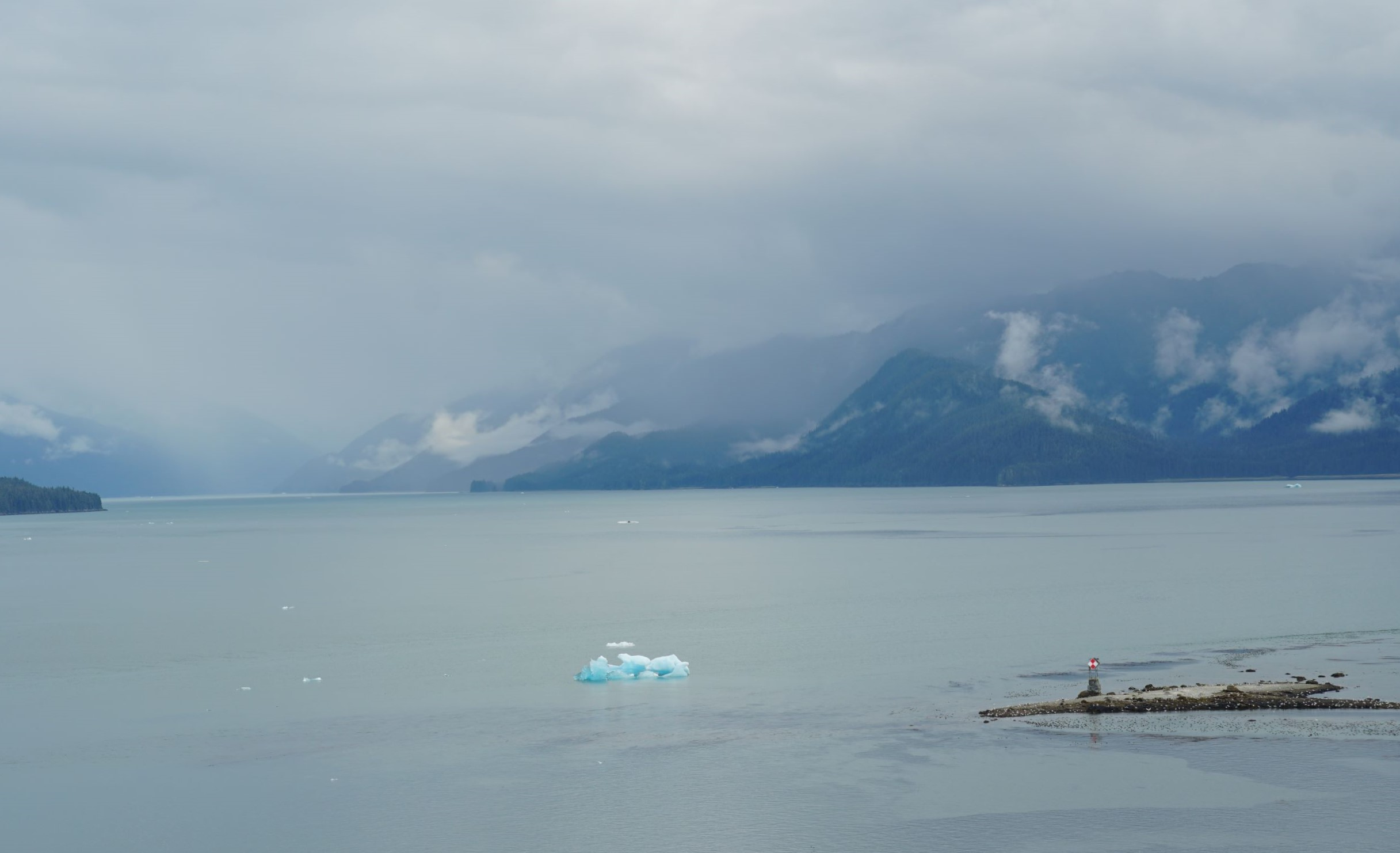 到處漂流的浮冰