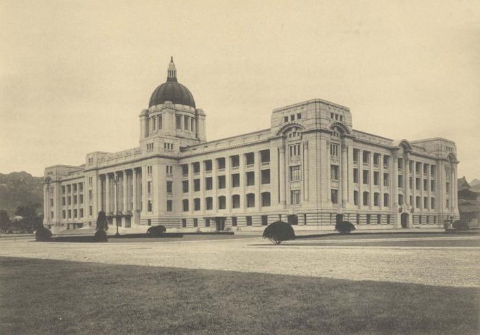 朝鮮總督府廳舍 引用自wiki