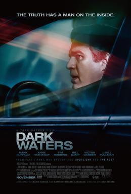 《黑水風暴》海報 引用自wiki Dark Waters