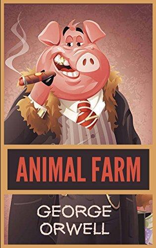 Animal Farm 引自 amazon