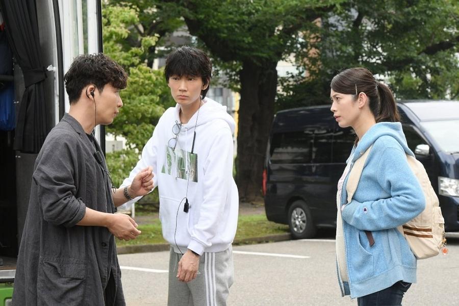 TBS《MIU404》第5話「夢の島」劇照 引自TBS