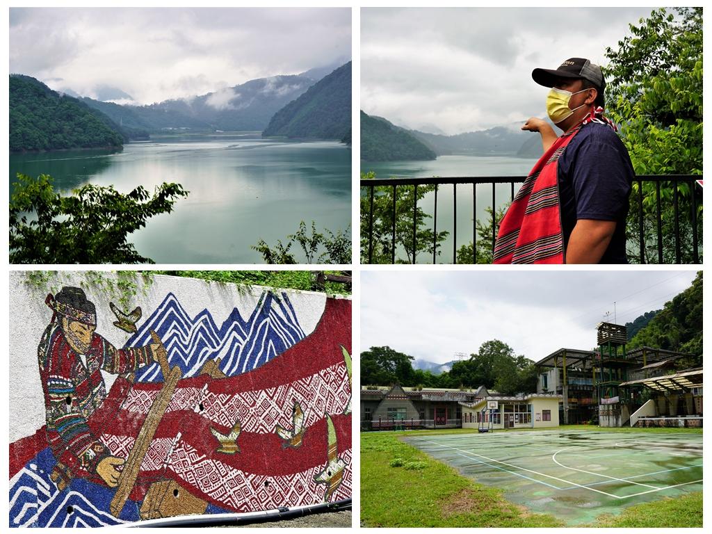 親愛村有三個原住民部落,分別是親愛、萬大、松林。